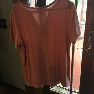 Worn once BKE top